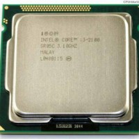 processor intel core i3 2100 tray + fan ori socket 1155