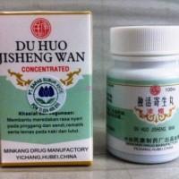 Du huo Ji Sheng Wan obat herbal rematik nyeri sendi sakit pinggang