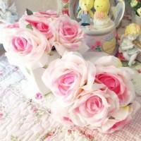 Flower Pink Imitation