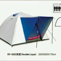 harga Tenda Dome / Camping BNIX BN 032 Kapasitaa 8-9 Person Tokopedia.com