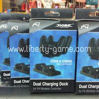 DUAL CHARGING DOCK PS4 WIRELESS CONTROLLER