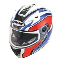 Helm INK CBR600 CBR 600 Full Face Fullface Double Visor