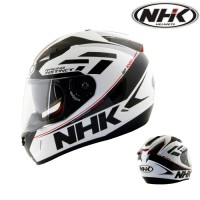 harga Helm Nhk Gp1000 2 Double Visor Instinct Full Fullface Gp 1000 Tokopedia.com