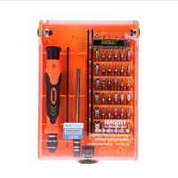 Jakemy Interchangeable Magnetic 45 In 1 Precision Screwdriver Tool Kit