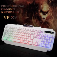 Kinbas Professional Gaming Keyboard (With LED Backlight - VPX-9