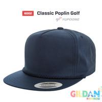 Jual 6002 Classic Poplin Golf Snapback Flexfit Yupoong [Topi Hip Hop] Murah