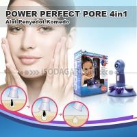 SEDOT KOMEDO 4 IN 1 / Power Perfect Pore Facial Pore Cleanser 4 In 1