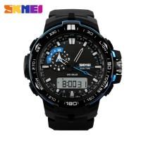 Jam Tangan Original SKMEI Casio Sporty Anti Air Sport LED Watch