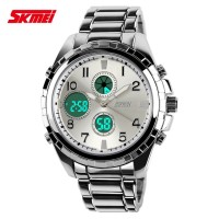 Jam Tangan Pria Original SKMEI Casio Men Sport LED Waterproof
