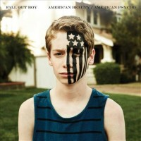 "CD Album Fall Out Boy "" American Beauty/American Psycho """