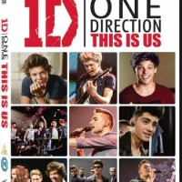 DVD One Direction This Is Us movie Import UK