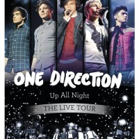 DVD One Direction Up All Night Live Tour