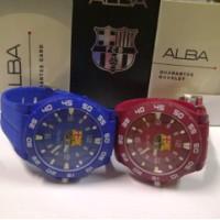 jam tangan original alba barcelona