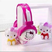 harga Headphone/Headset Hello Kitty Tokopedia.com