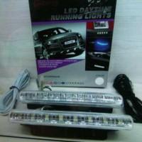 Lampu 8 LED DRL Gartner