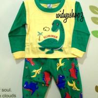 Baju Tidur Anak (piyama Anak, Baju Anak Laki-laki)