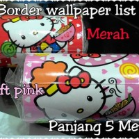 Border Wallpaper List Hello Kitty