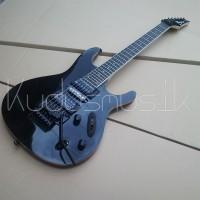 Gitar listrik Ibanez S series Black di kudus