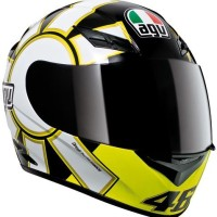 Original Helm AGV K3 Rossi Gothic (Ada juga Nolan, Arai, HJC, SHOEI, X