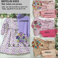 Befelin Kids / Gamis Anak Ori Naura