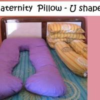 Jual Sarung Bantal Maternity Pillow POLOS Murah