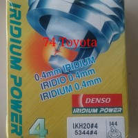 Busi Racing Iridium Innova Fortuner Hilux Bensin