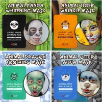 SNP Animal Mask - Masker Animal - Animal Face Mask