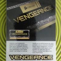 Memory RAM Corsair Vengeance Laptop DDR3L 8GB (2x4GB) PC12800