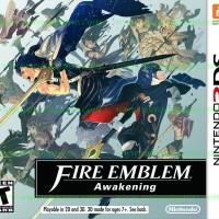 3DS Fire Emblem: Awakening (Usa / Asia)