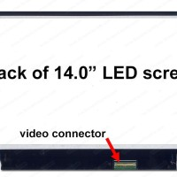 LCD LED 14.0 Slim Asus X401U X401A X401