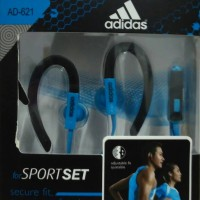 Earphone Headset Handsfree Sennheiser Adidas Ad621 / Headset Sportset