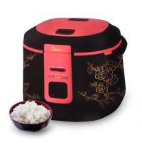 Rice Cooker Oxone OX-822P 4in1 Ruby Rice Cooker & Porridge