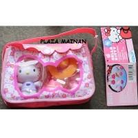Sanrio Hello Kitty Fashion Boutique (in purse)-Orange Hat