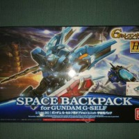 1/144 HG OPTIONAL UNIT SPACE BACKPACK FOR G SELF GUNDAM BANDAI