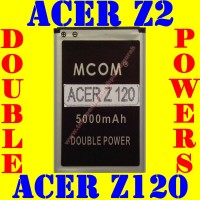 Baterai Batrai Batere Batre Acer Liquid Z2 Z120 M COM
