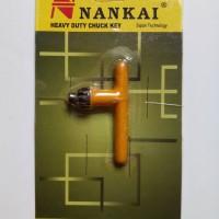 Kunci Kepala Bor NANKAI (Untuk Mesin Bor 10mm)