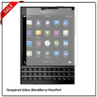 BlackBerry PassPort Screen Protector Tempered Glass