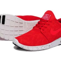 SEPATU MURAH NIKE STEFAN JANOSKI MAX MAN FULL UP RED