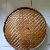 Klakat 40cm / Kukusan Dimsum / Somay, Kukusan Bambu, Klakat Bambu / Langseng