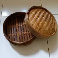 Klakat Dimsum 18cm, Kukusan Dimsum / Somay, Dimsum Set, Kukusan Bambu