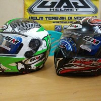 harga Helm Gm Airbone Airborned Full Face Fullface Green Black Tokopedia.com