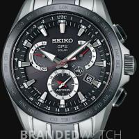 harga Seiko SSE041J1 Astron GPS Solar Dual Time Silver Black Silver Tokopedia.com