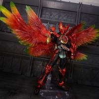 TH184 S.I.C Kamen Rider OOO Tajadol Combo (Lost Blaze Ver.)
