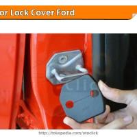 Car Door Lock Cover untuk Mobil Ford Escape