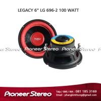 "LEGACY 6"" LG 696-2 100 WATT SUBWOOFER"