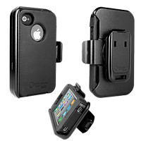 Jual OtterBox Defender iPhone 4/4s Case RUGGED PROTECTION Belt Clip Casing Murah