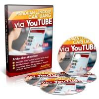 Panduan Lengkap Cari Uang dari Youtube (Adsense, Clickbank, Amazon)