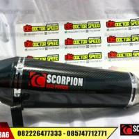 Harga Knalpot Racing Vixion - NVL - NVA Scorpion - Slipon