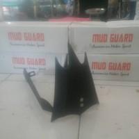Mud guard Motor vixion/cb 150/byson/ninja 250 fi.