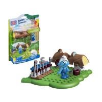 LEGO MEGA BLOKS THE SMURFS - 10736 Handy Smurf